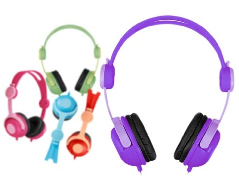 Kids' Adjustable Headphones