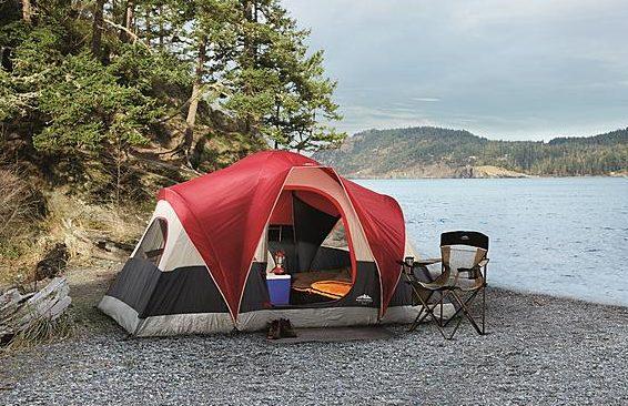 Northwest Territory Northwoods Tent