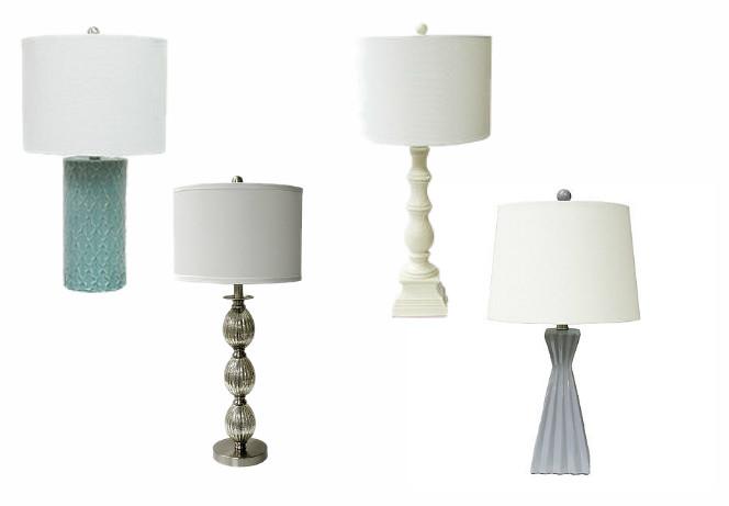 OB-lamp collage