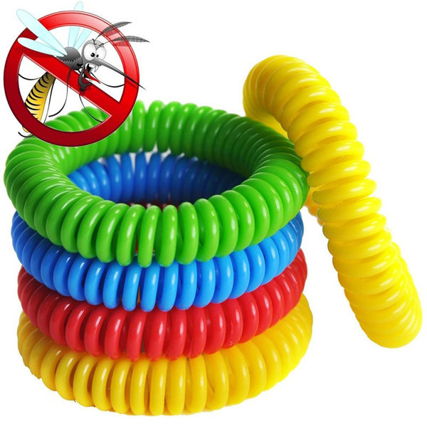 Premium Mosquito Repellent Bracelets 12 Pack For Only 4