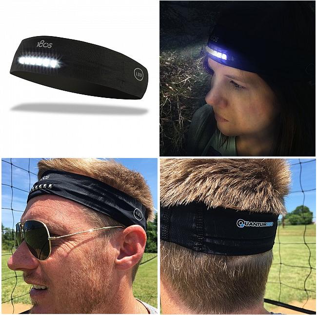 Quantum Cool LED Headband