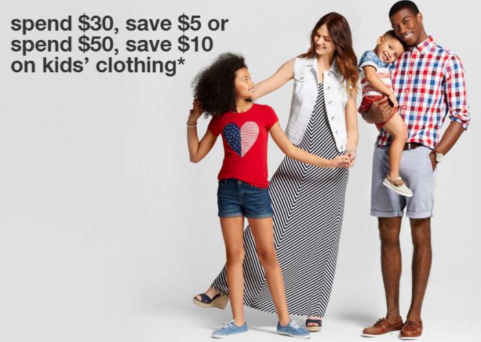 Target Clothing