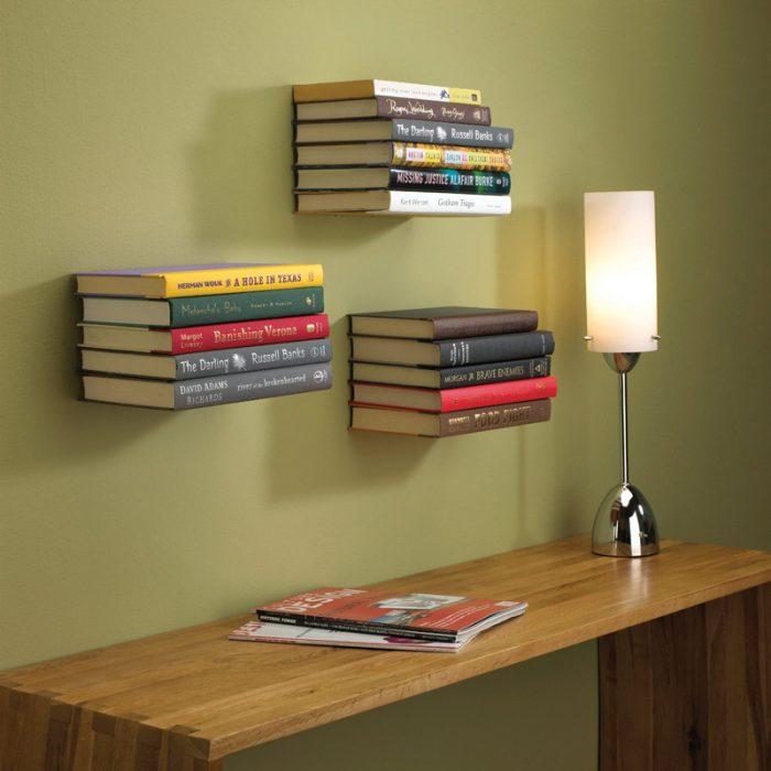 The Magical Floating Bookshelf