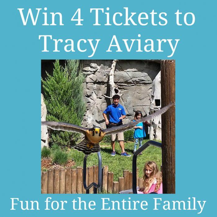 Tracy Aviary Giveaway main