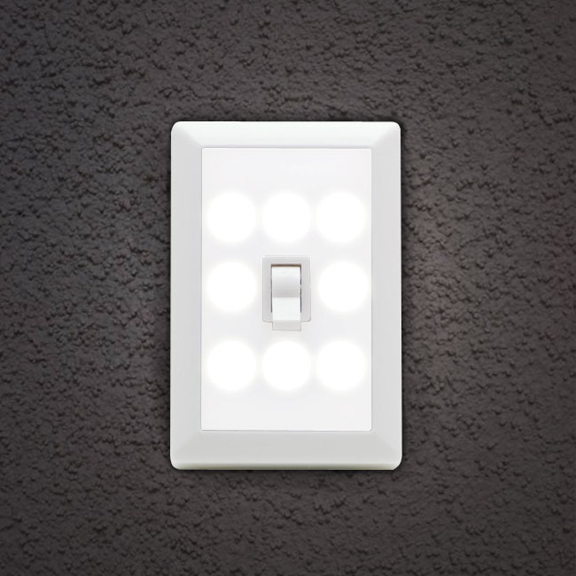 Wireless 8 LED