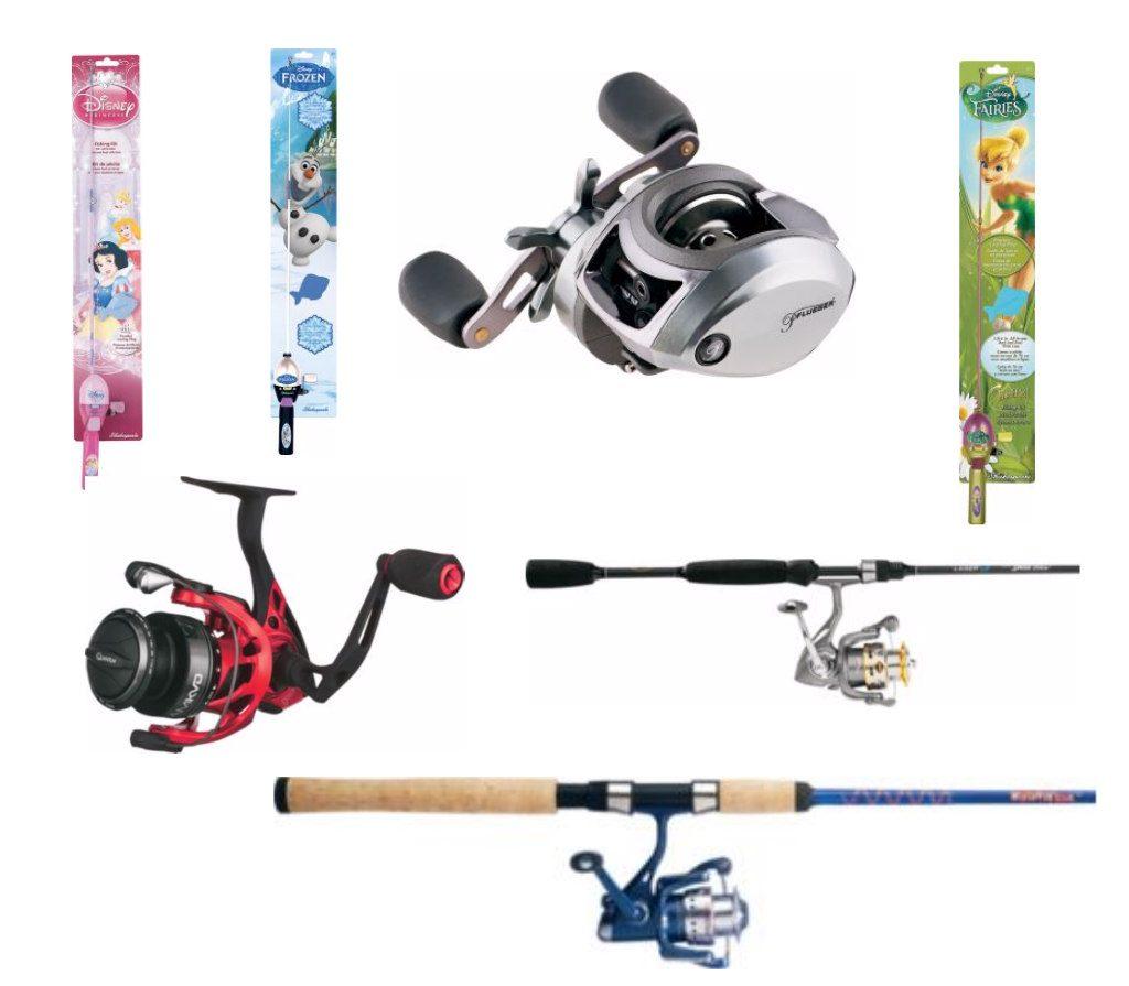 super hot fishing rod \u0026 reel deals! \u2013 utah sweet savingsfishing deals