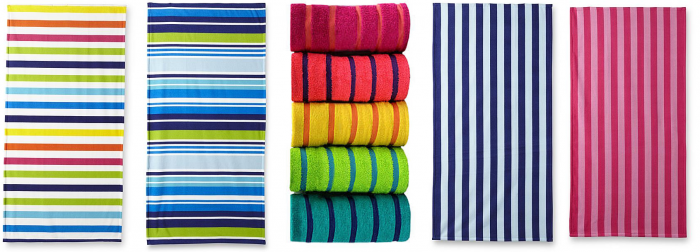 kmart beach towels