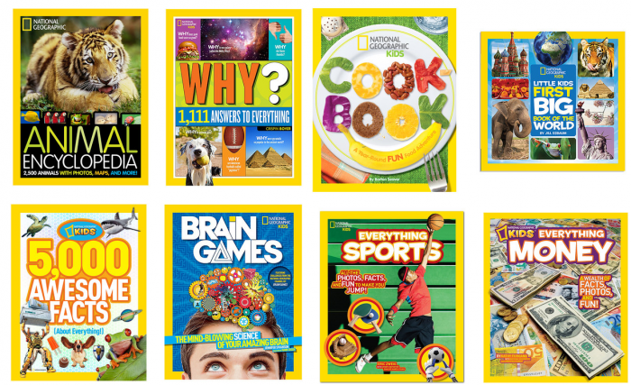 National Geographic Kids Books Up to 50% Off! – Utah Sweet