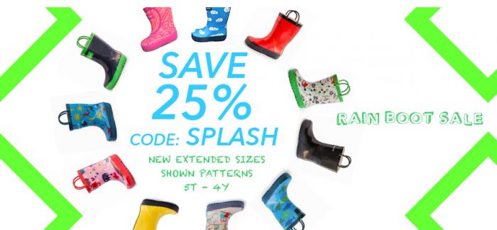 oakiwear rainboot sale