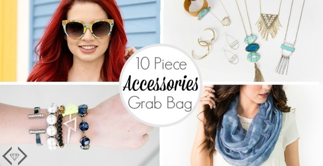 10 Piece Accessories Grab Bag!