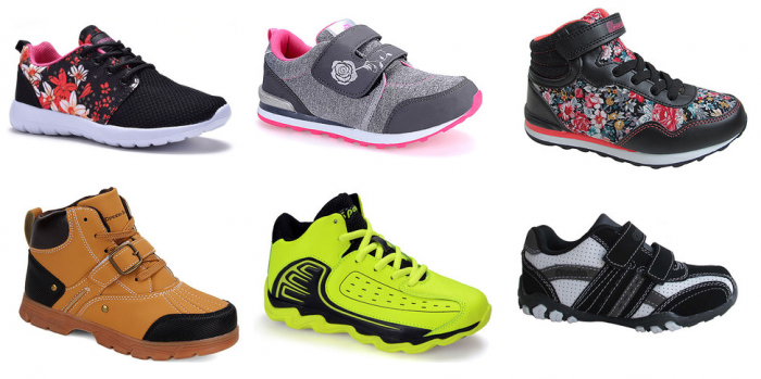 Back-to-School Sneakers