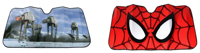 Character Car Sunshades