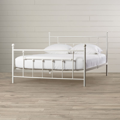 Beautiful Christie Metal Bed ATGR