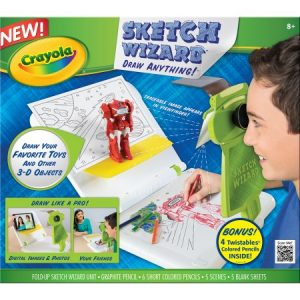Crayola Sketch Wizard Kit