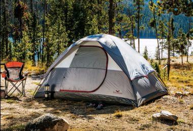 Eagleu0027s C& 10 X 8 Dome Tent & Eagleu0027s Camp 10 X 8 5-Person Dome Tent for $53.99 Shipped (Reg ...