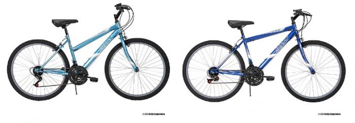 "Men/'s /& Women/'s Huffy 26/"" Mountain Bikes"