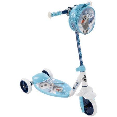Huffy Disney Frozen Olaf 3-Wheel Scooter