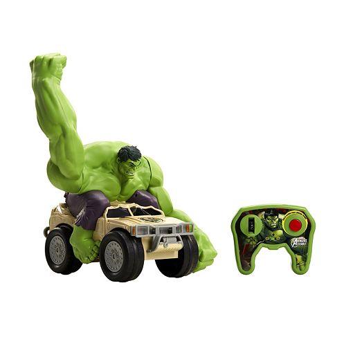 Marvel Avengers XPV Hulk Smash Remote Control Car