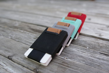 Minimalist Basics Wallet - 4 Colors