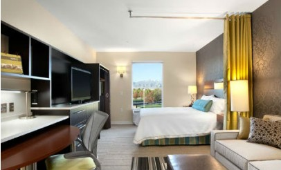 One-Night Stay in Home2 Suites by Hilton