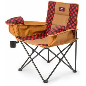 Ozark Trail Cold Weather Chair with Steel Frame
