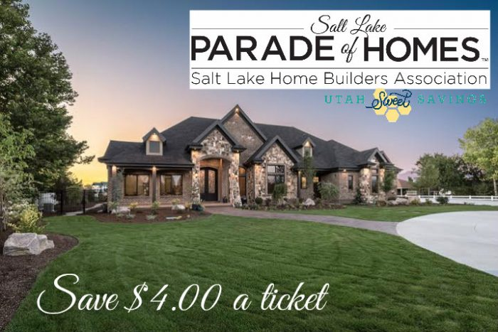 Parade of Homes Discount Tickets