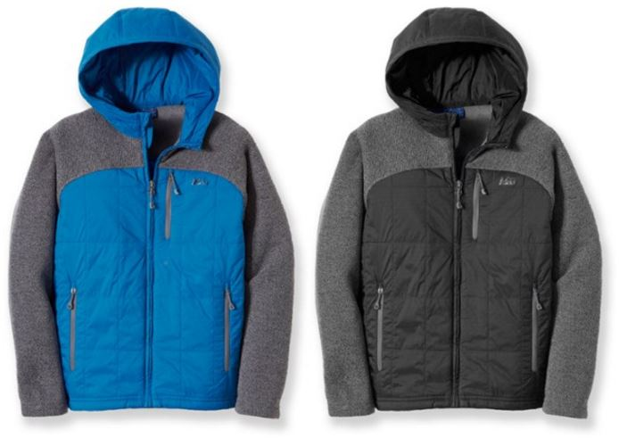 REI Myka Sweater Fleece Jacket - Boys'