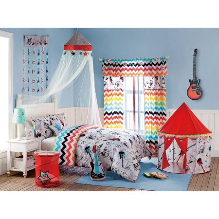 Rock Star Pop-Up Tent