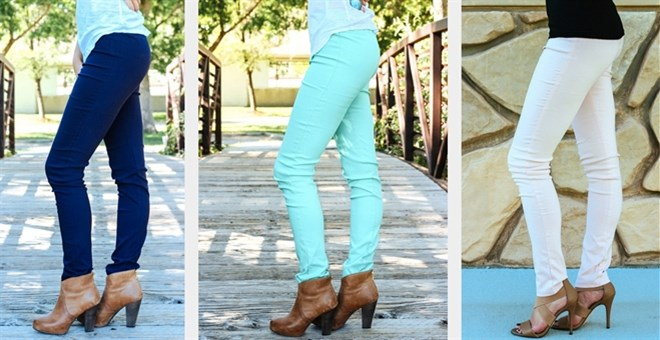 Slimming Ponte Pants