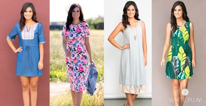 Summer Tunic & Dress Blowout