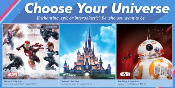 choose your universe