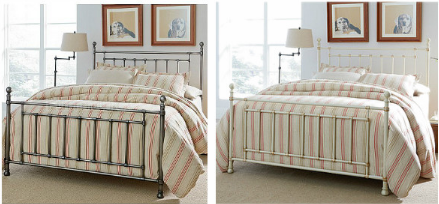 cropped bennington beds