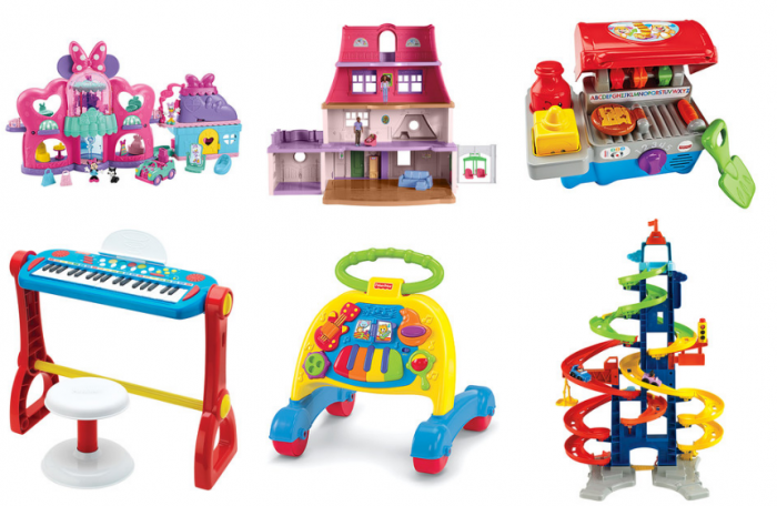 fisher price zulily