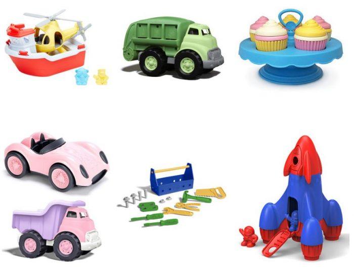 green toys zulily