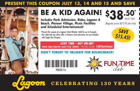 lagoon anniversary discount coupon