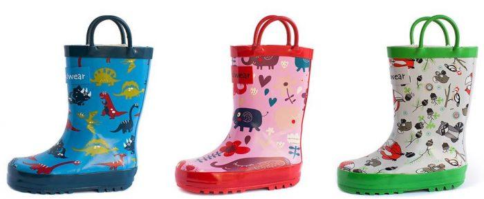 oakiwear rain bootsz