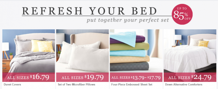 refresh your bed sale