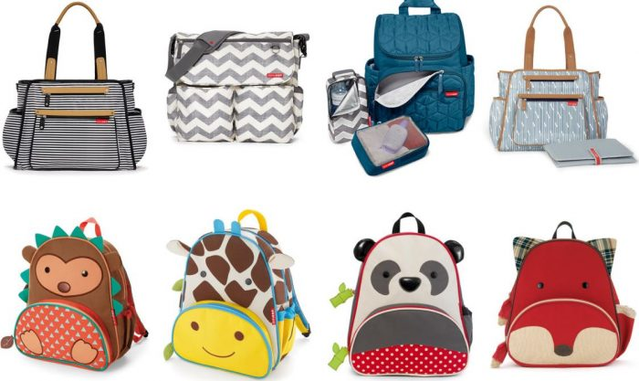 skip hop diaper bags and kids backpacks