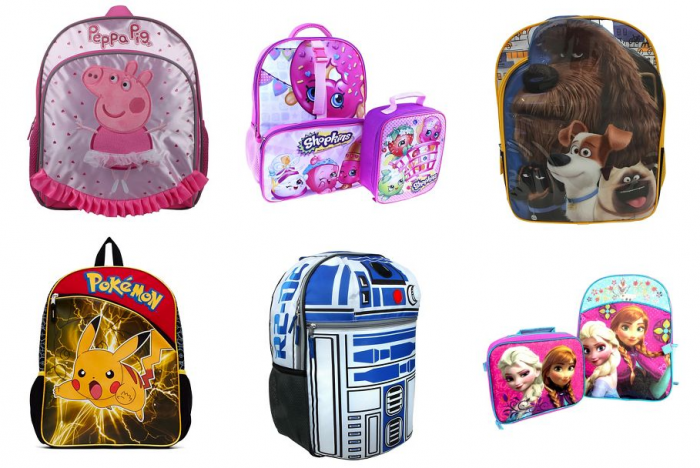 target character backpacks