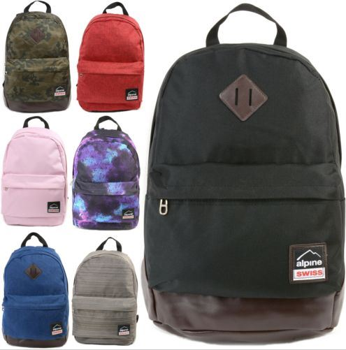 Alpine Swiss Backpack