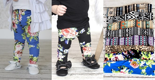 Baby Toddler Print Leggings
