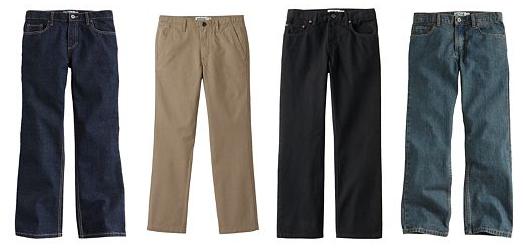 Boys 8-20 Urban Pipeline Jeans & Pants