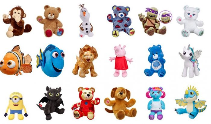 Build-a-bear Bogo Free