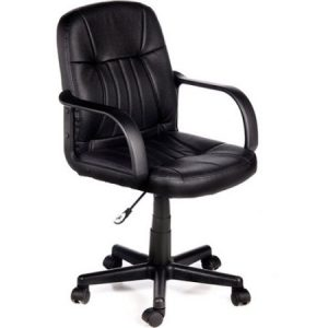 Comfort Products Leather Mid-Back Chair