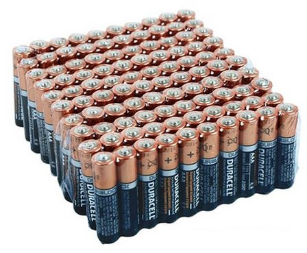 Duracell CopperTop Duralock Batteries