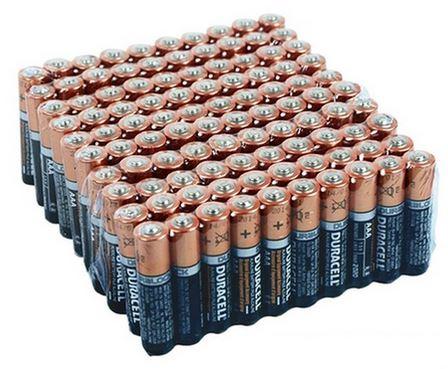 Duracell CopperTop Duralock Batteries