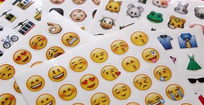 Emoji Stickers 6  Sheet Packs