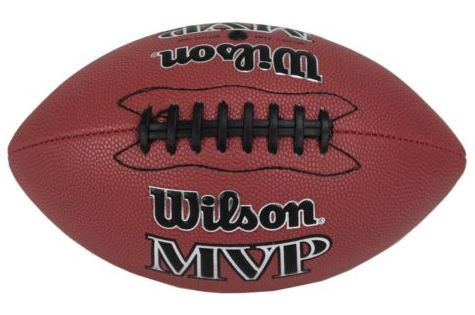 Junior Size Leather Composite Football