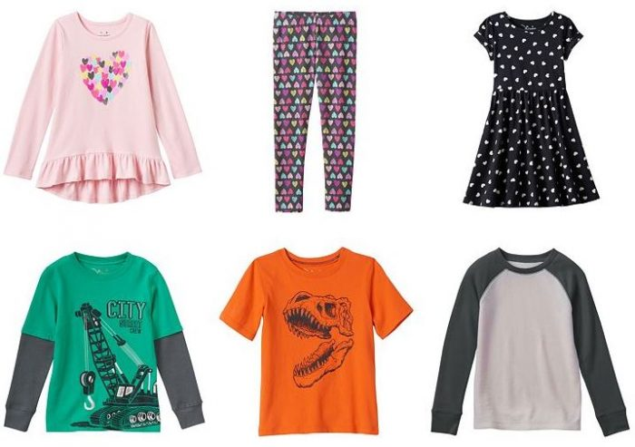 Kids Jumping Beans Apparel Sale