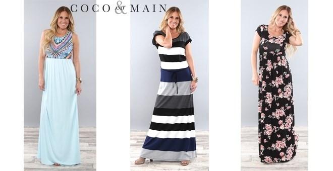 Maxi Dress Blowout